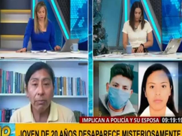 Tacna: familia pide ayuda para encontrar a joven desaparecida hace casi un mes