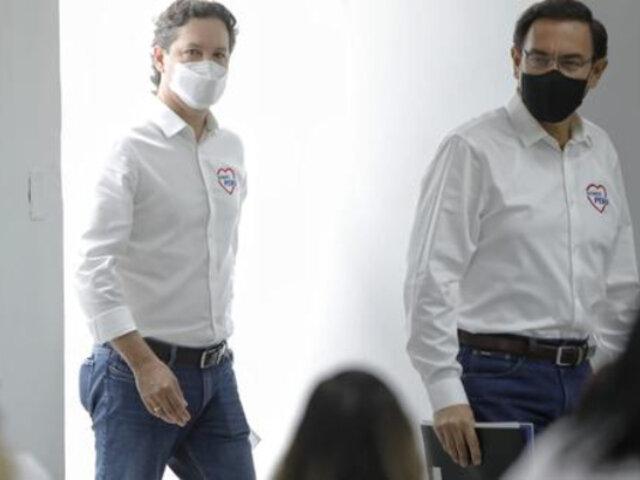 Martín Vizcarra: Vacunas llegarán gracias a las gestiones en mi gobierno