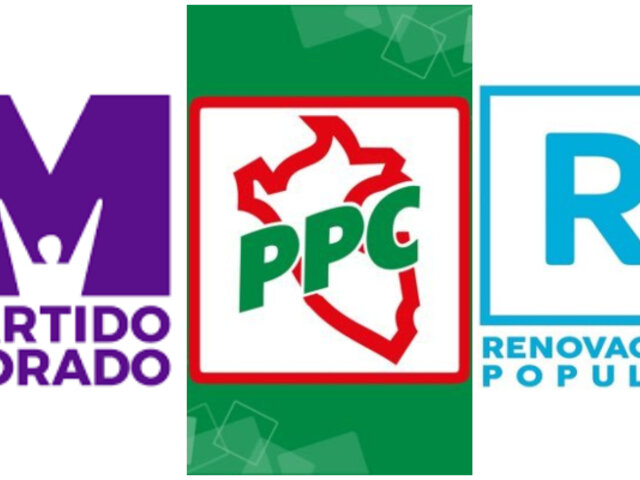 Declaran inadmisibles listas al Congreso del Partido Morado, PPC y Renovación Popular