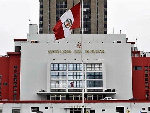 Mininter: Investigación sobre ciudadanos heridos en Ica está a cargo de la fiscalía