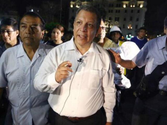 Frente Amplio: JEE declara inadmisible inscripción de plancha presidencial