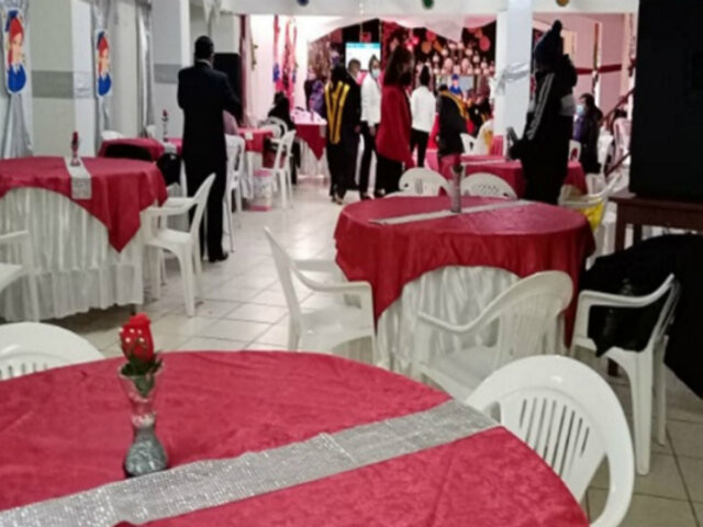 Cerro de Pasco: intervienen a más de 120 personas que participaban en fiesta de promoción