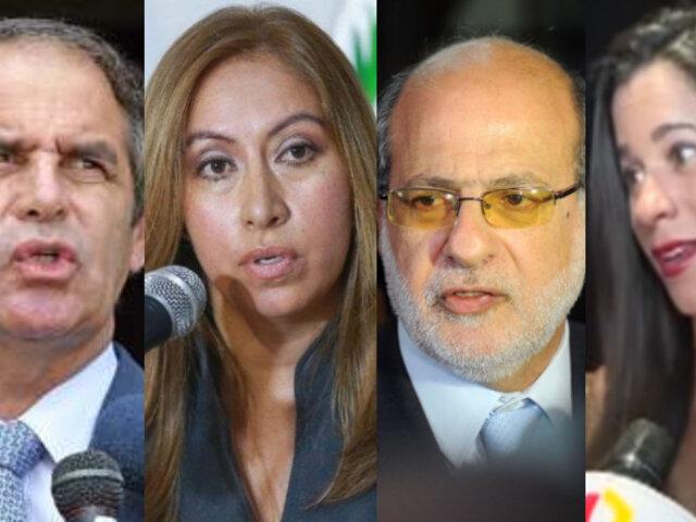 Elecciones 2021: Alianza para el Progreso presentó a sus candidatos al Congreso por Lima