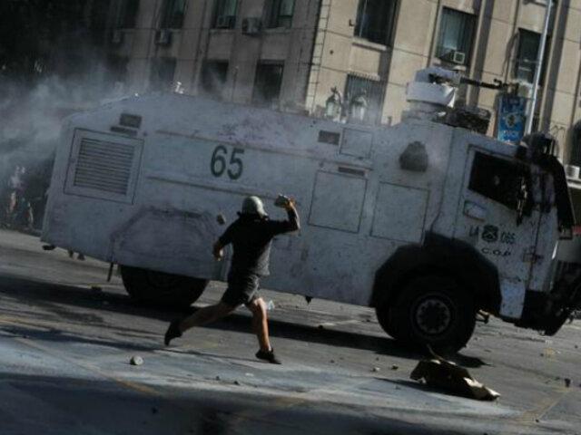 Chile: a un año del estallido social, miles continúan exigiendo renuncia de Piñera