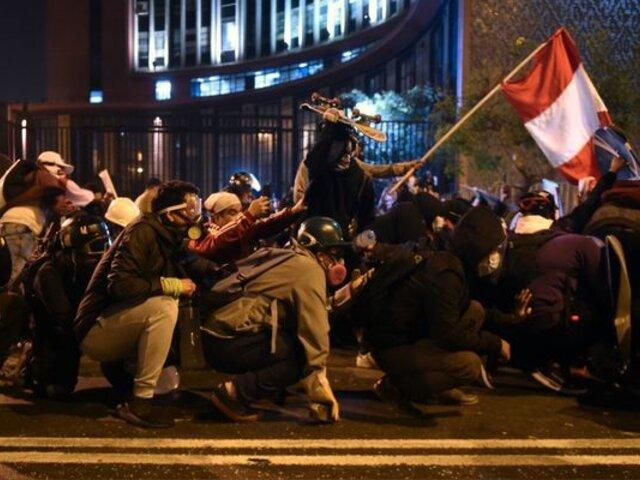 14-N: marchas dejaron dos fallecidos y desencadenaron la salida de Manuel Merino