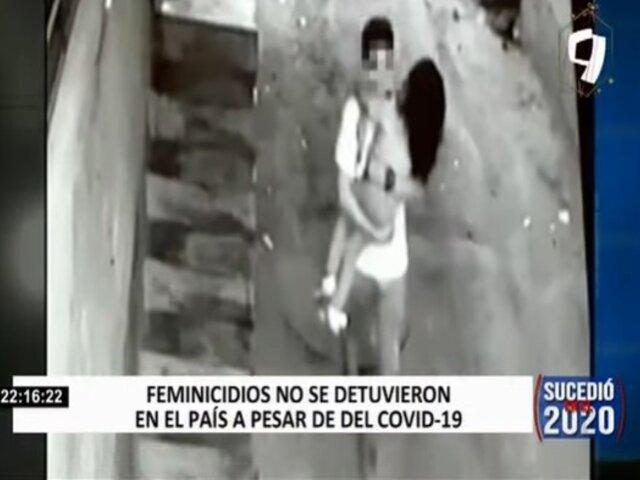 De la niña Camila a Solsiret: Los atroces feminicidios que marcaron 2020