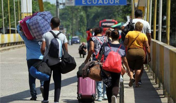 Organismos de la ONU piden fondos para ayudar a venezolanos migrantes
