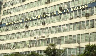 Fiscalía inició investigación preliminar a Despacho Presidencial por compras de artículos de pastelería