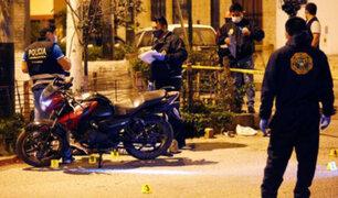 Matan de doce balazos a presunto cabecilla de la banda 'Los malditos de La Victoria'