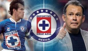 Juan Reynoso dirigirá al Cruz Azul de México