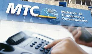 MTC suspendió más de 5 mil líneas por llamadas malintencionadas