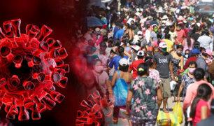 Coronavirus en Perú: cifra de contagiados se eleva a  1 019 475 y fallecidos a 37 830
