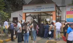 Lima Norte: médicos y enfermeros de la base Comando Covid-19 piden renovación de contratos