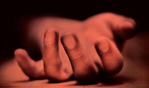 Presunto feminicidio: Joven habría sido envenenada al interior de su vivienda