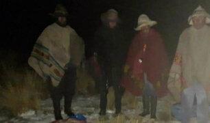 Cusco: rayo mata a anciana de 90 años y a su nieta de 15 en Chumbivilcas