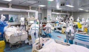 Huacho: las 10 camas UCI del hospital Regional están ocupadas