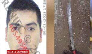 VES: Hombre fue atacado con machete por su vecino en Año Nuevo