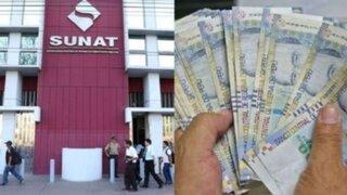 Trabajadores que ganen hasta S/ 2.567 mensuales no pagarán Impuesto a la Renta