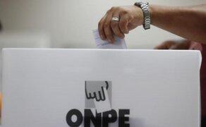 Segunda vuelta: ONPE inició impresión de cédulas de sufragio para el próximo 6 de junio