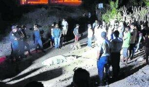 A balazos sicarios matan a mototaxista en Piura