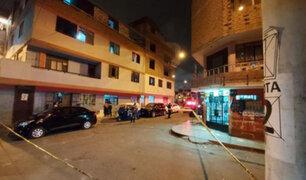 Un muerto y dos heridos deja feroz balacera en asentamiento humano del Callao