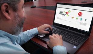 Sunarp atendió más de 17 millones de solicitudes de inscripción y publicidad registral en 2020