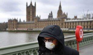 Covid-19 en Reino Unido: más de 1.160 muertos por coronavirus en las últimas 24 horas