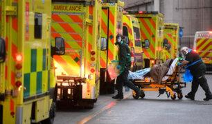 Covid-19 en Reino Unido: reportan más de 60 mil nuevos casos en un solo día