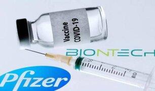 Noruega: investigan vacuna de Pfizer tras muerte de 23 ancianos