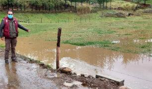 Más de 130 zonas críticas en la selva están en alerta por fuertes lluvias