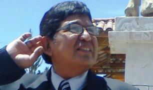Partido Morado: Julio Guzmán confirma la muerte de candidato al Parlamento Andino