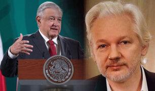 México ofrece asilo político a Julian Assange