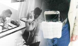 Mujer bomba: Así fue el intento de asalto a una clínica en San Isidro
