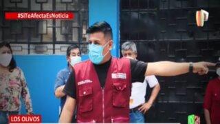 Los Olivos: subprefecto fue víctima de intento de robo cuando iba a dar charla de inseguridad ciudadana