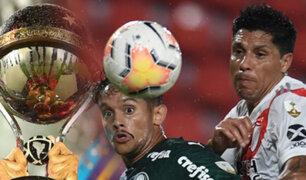 Copa Libertadores: Palmeiras goleó a River y quedó a un paso de la final