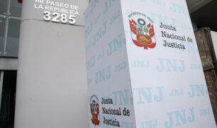 JNJ: Evaluarán ampliación de suspensión de fiscales supremos investigados
