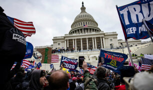 Toma del Capitolio: congresistas dan positivo a COVID-19 y acusan a republicanos de no usar mascarillas