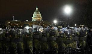Capitolio de EEUU: restablecen la seguridad tras más de tres horas de asalto de manifestantes