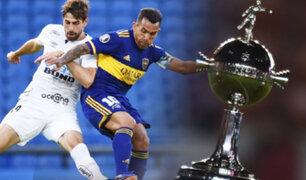 Copa Libertadores: Boca empata sin goles contra Santos en la Bombonera