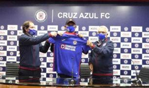 Juan Reynoso fue oficializado como el nuevo entrenador del Cruz Azul