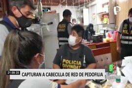 Chorrillos: PNP captura a sujeto que vendía pornografía infantil