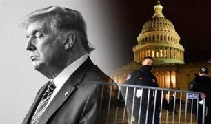 "Según ""The New York Times"", Trump baraja concederse un indulto a sí mismo"