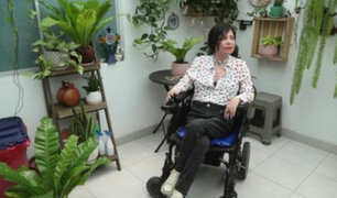 Eutanasia: Histórica audiencia sobre caso de Ana Estrada que pide una muerte digna