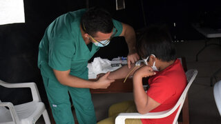 Lambayeque: alcalde de Pacora informó que 77% de los niños están contaminados con arsénico