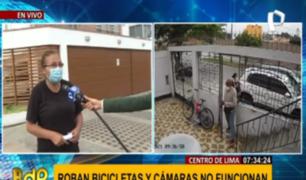 Cercado: vecinos sufren constantes robos en sus casas y se sienten abandonados