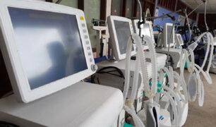Respira Perú donó 600 respiradores mecánicos a EsSalud