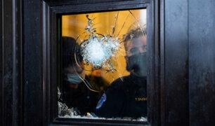 Capitolio de EEUU: sube a cinco la cifra de muertos en asalto de manifestantes