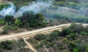 Tumbes: identifican 11 pasos ilegales por donde ingresan  inmigrantes y contrabando