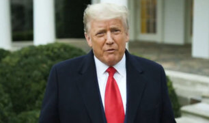 EEUU: Donald Trump informó que no asistirá a la ceremonia de investidura de  Joe Biden
