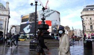 Alcalde de Londres advierte que podrían quedarse sin camas hospitalarias